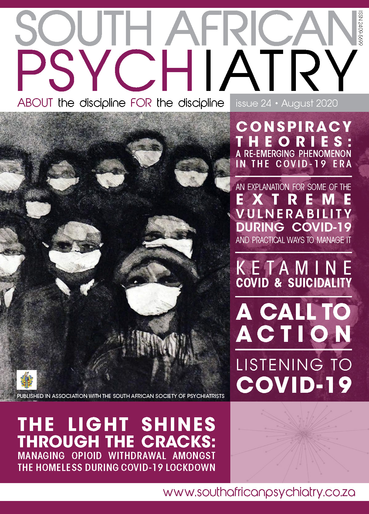 South African Psychiatry - May 2020