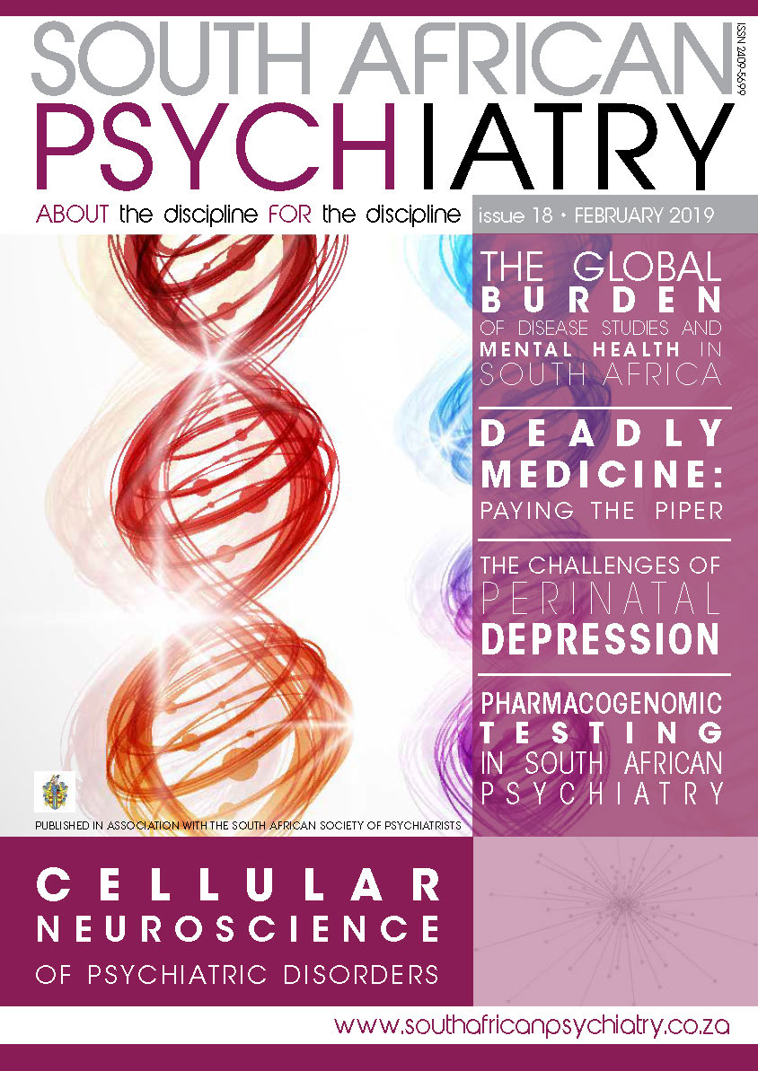South African Psychiatry - February 2019
